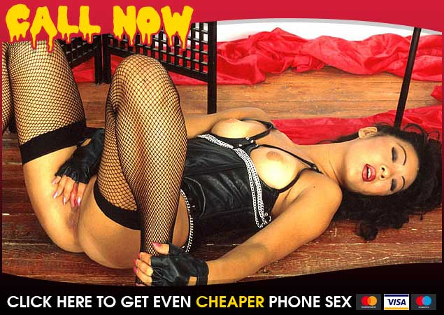 BDSM Asian Phone Sex