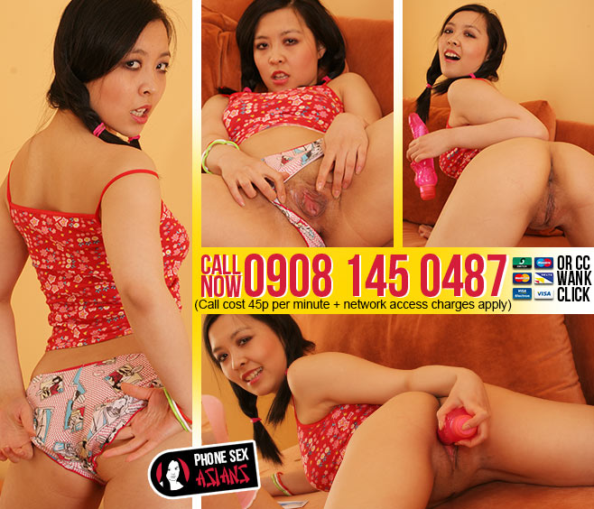 Speedy Wanking With Asian Girls
